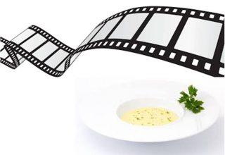 Film met maaltijd