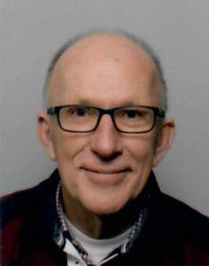 Organist Piet Dalebout